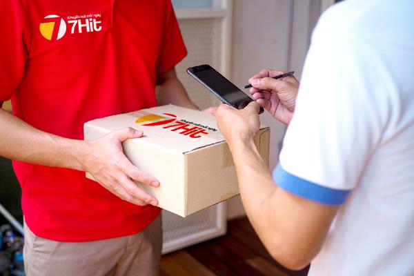 7Hit.vn - 'Thiên đường' mua sắm online hàng chính hãng, giá tốt
