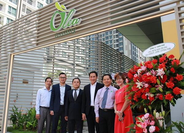 Olea Fertility - Trung tâm điều trị hiếm muộn cao cấp ở Vinmec Central Park