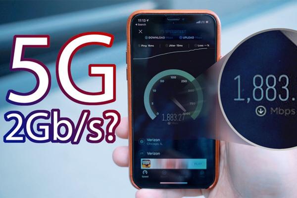 5G,Viettel,VNPT,iPhone