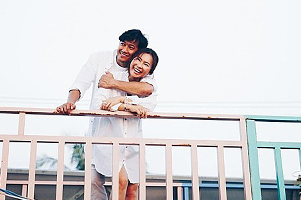 Diễn viên Quý Bình được vợ đại gia làm thơ tặng - mega 645