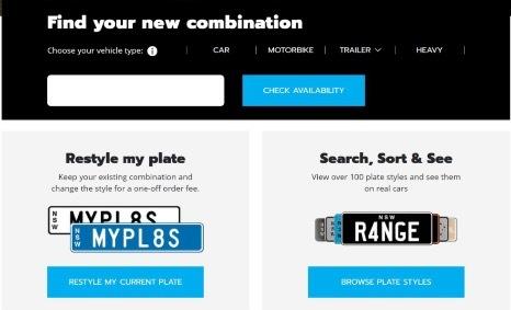 Đăng ký, mua bán biển số đẹp: Ứng dụng công nghệ 'kiểu Úc'