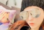 Trương Bá Chi lần đầu tiết lộ gương mặt của con trai thứ 3