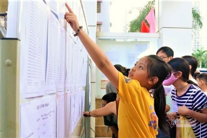 Hà Nội công bố phương án tuyển sinh lớp 6 trường Ams