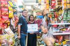 Telio Care hỗ trợ cửa hàng tạp hóa kinh doanh khó khăn