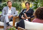 Hơn 17 triệu người xem cuộc phỏng vấn 'bom tấn' về hoàng gia Anh