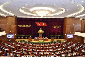 Bế mạc Trung ương 2: Tiếp tục kiện toàn lãnh đạo các cơ quan của Đảng