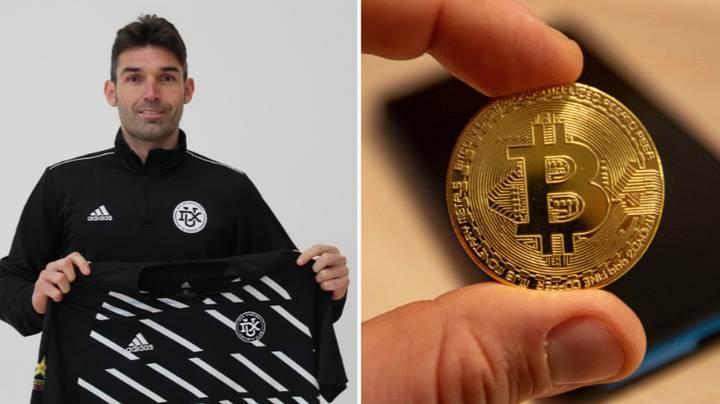 Chuyển nhượng cầu thủ,  thương vụ nghìn tỷ bằng Bitcoin