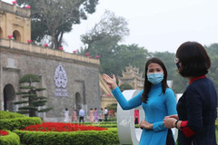 Hanoi relic sites, tourist attractions reopen