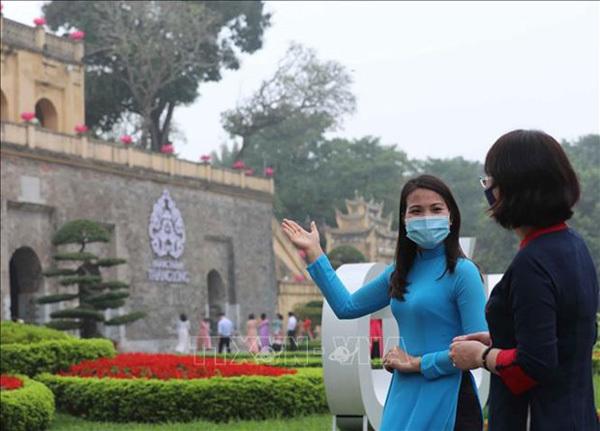 Hanoi relic sites,reopen,covid-19