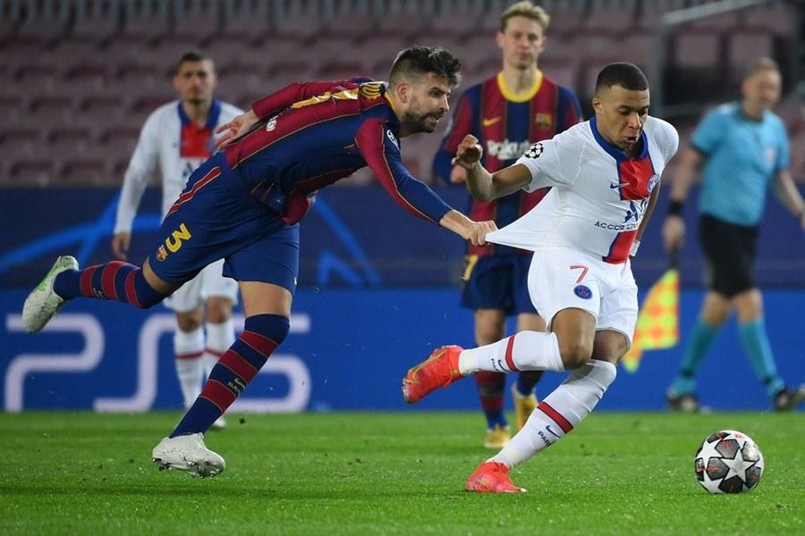 Xem trực tiếp PSG vs Barca ở kênh nào?
