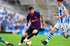 Lịch thi đấu bóng đá La Liga vòng 28