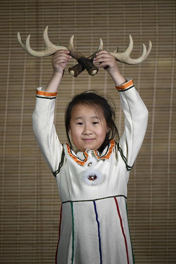 Bộ tộc sống nhờ tuần lộc cuối cùng ở Trung Quốc