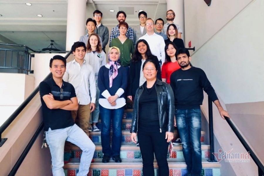 9X Việt từng bị 4 điểm Hóa thi đại học được nhận làm tiến sĩ Hóa ở Mỹ