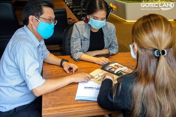 Gotec Land tài trợ 100% chi phí tiêm vắc xin Covid-19 cho nhân viên