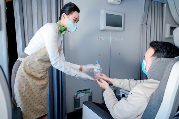 AirlineRatings đánh giá Bamboo Airways đạt 7/7 sao về phòng chống Covid-19
