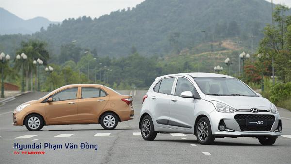 Hyundai Grand i10 - mẫu xe cỡ nhỏ đáng mua nhất
