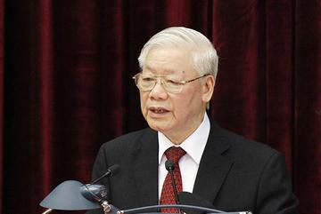 Toàn văn phát biểu của Tổng Bí thư, Chủ tịch nước bế mạc hội nghị Trung ương 2