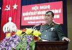 Sáu tướng lĩnh các quân khu được giới thiệu ứng cử Quốc hội