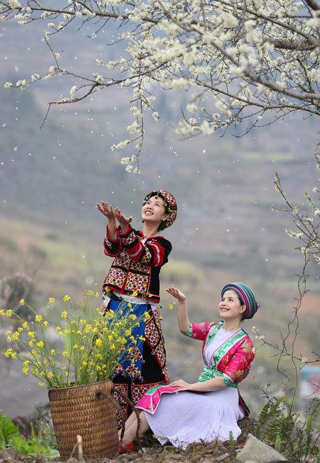 Ha Giang,vietnamese women