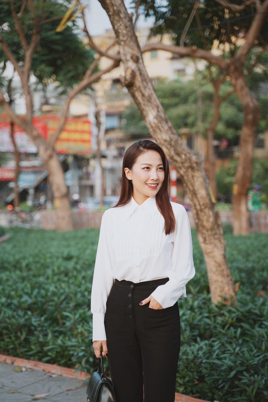 BTV Quỳnh Hoa nói lý do phải dừng dẫn thời tiết trên VTV