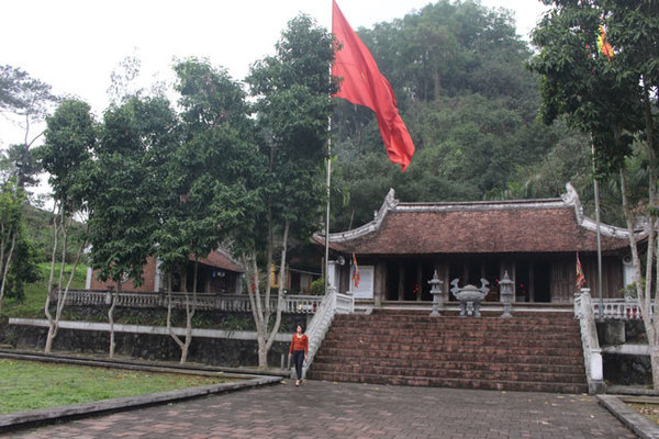 Di tích lịch sử quốc gia Núi Văn, Núi Võ được tu bổ, phục hồi