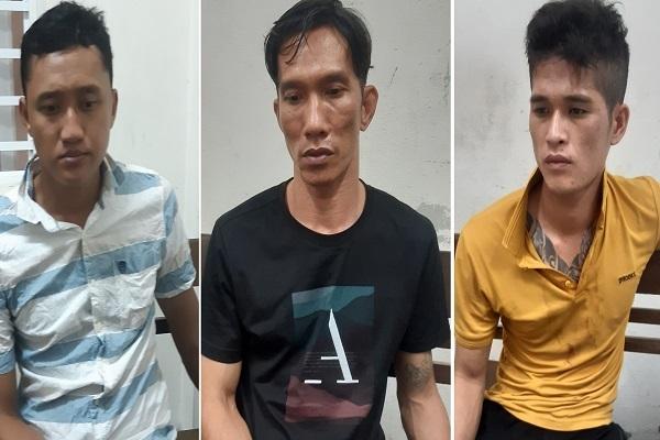Chân tướng băng nhóm lái ô tô từ miền Tây ra Đà Nẵng trộm tài sản