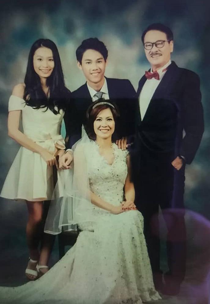 Con trai nghẹn ngào tiết lộ tâm nguyện cuối đời của Ngô Mạnh Đạt