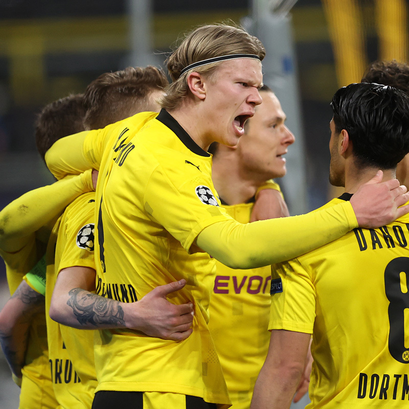 Haaland ghi bàn cực đỉnh, Dortmund thổi bay Sevilla