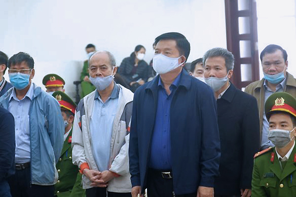 Ông Đinh La Thăng phản bác toàn bộ cáo trạng vụ Ethanol Phú Thọ
