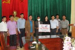 """Báo VietNamNet trao """"Ngôi nhà mơ ước"""" ở Thái Nguyên"""