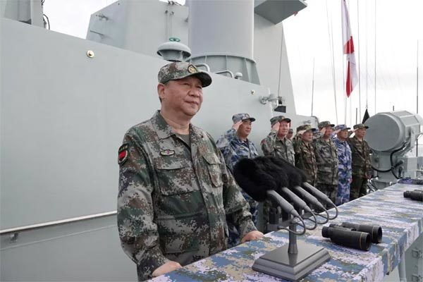 Ông Tập Cận Bình lệnh quân đội Trung Quốc sẵn sàng trước 'bất ổn an ninh'