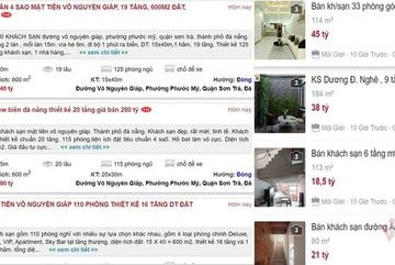 Đại gia Hà Nội bán rẻ khách sạn trăm tỷ, khách sạn Hong Kong thành chung cư