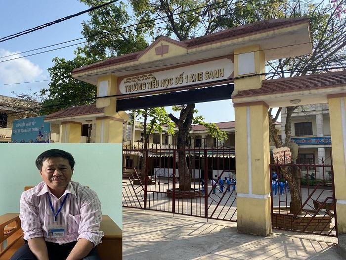 Học sinh trường huyện ở Quảng Trị đóng tiền ăn gấp đôi giáo viên