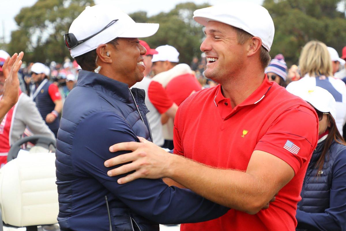 DeChambeau: Giá trị của khoa học và cảm hứng từ Tiger Woods