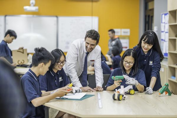 Vinschool Thanh Hoá tuyển sinh năm học 2021 - 2022