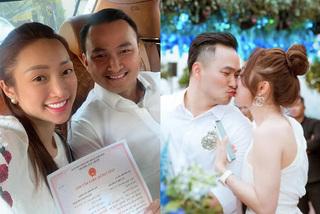 Diễn viên Chi Bảo kết hôn lần 2 với bạn gái kém 16 tuổi