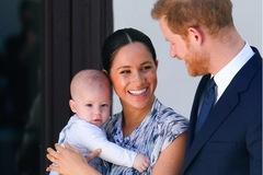 Tại sao con của Harry và Meghan không phải là hoàng tử?