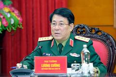 Đại tướng Lương Cường được giới thiệu ứng cử Quốc hội khóa XV