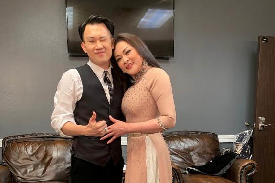 Dương Triệu Vũ bị Đàm Vĩnh Hưng 'đòi nợ' công khai