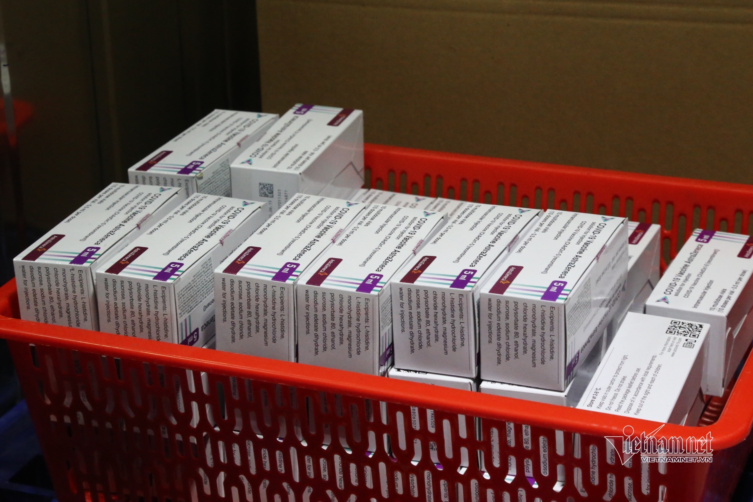 Bộ Y tế tiếp tục đề nghị doanh nghiệp nỗ lực tìm kiếm nguồn cung vắc xin Covid-19