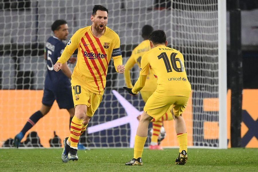 Xác định 4 đội đầu tiên vào tứ kết Champions League