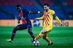 Messi ghi siêu phẩm, Barca ngậm ngùi nhìn PSG đi tiếp