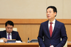 Toàn văn phát biểu của Bộ trưởng Nguyễn Mạnh Hùng tại cuộc họp Ủy ban về CPĐT