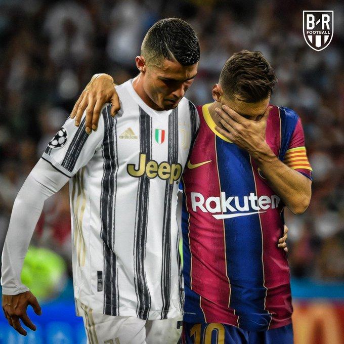Messi và Ronaldo đánh dấu sự kết thúc của một kỷ nguyên vàng