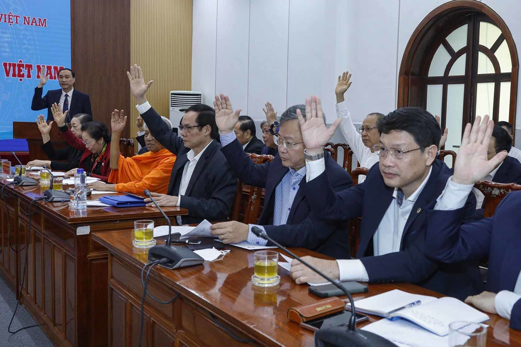 Ông Hầu A Lềnh rút khỏi danh sách ứng cử Đại biểu Quốc hội khóa XV