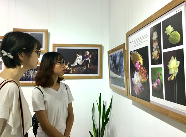 Nhiếp ảnh trẻ 2021: Quảng bá hình ảnh đất nước, con người Việt Nam