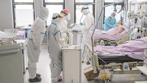 3.000 y tá đã tử vong trong đại dịch Covid-19