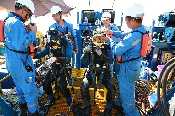 Lọc hóa dầu Bình Sơn cán mốc 30 triệu giờ công an toàn