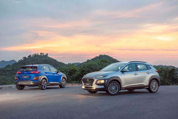 Hyundai Kona - thiết kế phá cách, cải tiến vượt trội