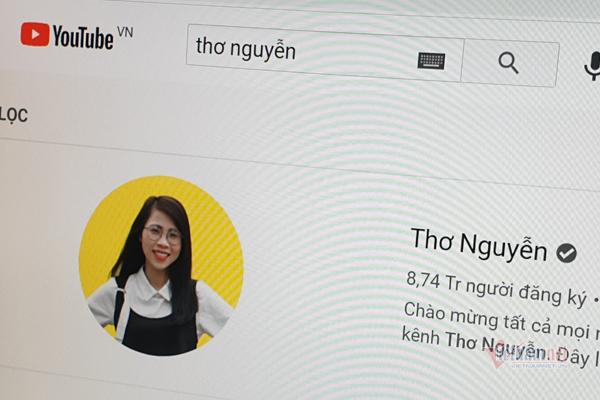 YouTuber Thơ Nguyễn bị mời làm việc vì đăng clip mê tín dị đoan